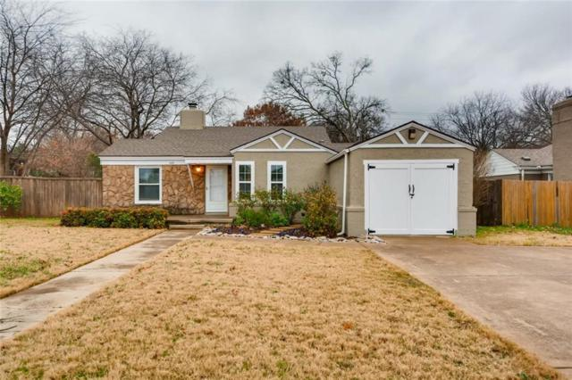 6413 Calmont Avenue, Fort Worth, TX 76116 (MLS #13989555) :: North Texas Team | RE/MAX Lifestyle Property
