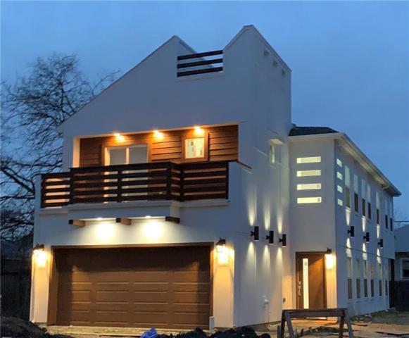 2003 Kraft Street, Dallas, TX 75212 (MLS #13989808) :: Frankie Arthur Real Estate