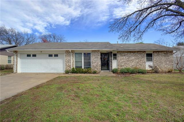 5324 Roberta Drive, North Richland Hills, TX 76180 (MLS #13989850) :: The Real Estate Station