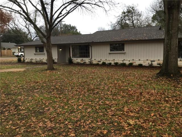 304 Sunset Drive, Cleburne, TX 76033 (MLS #13989942) :: The Heyl Group at Keller Williams