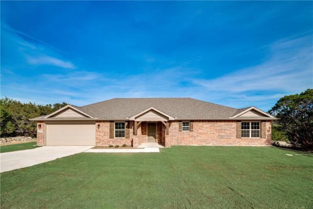 4005 Ponca Drive, Granbury, TX 76048 (MLS #13990604) :: The Paula Jones Team | RE/MAX of Abilene