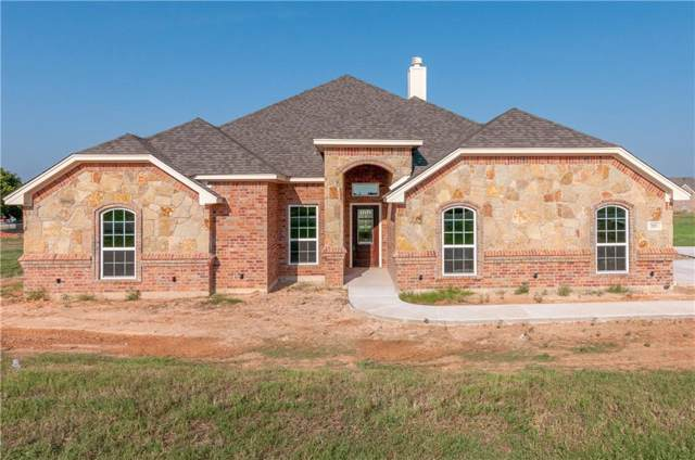 215 Eldorado Court, Boyd, TX 76023 (MLS #13990664) :: The Tierny Jordan Network