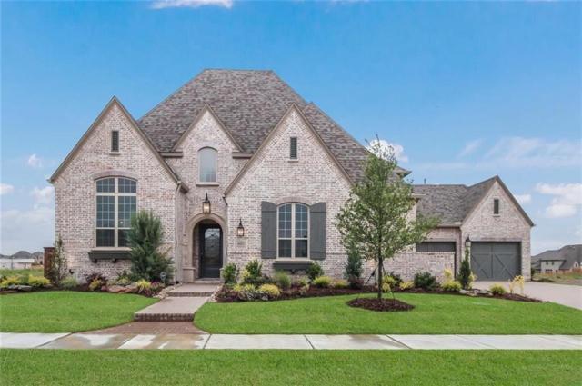 4421 Mueller Lane, Prosper, TX 75078 (MLS #13991092) :: The Kimberly Davis Group