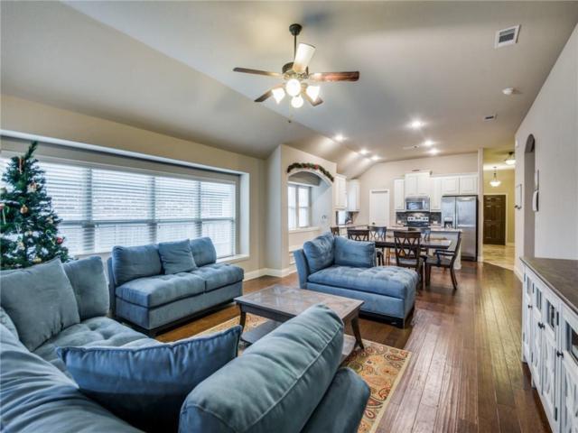 8321 Spitfire Trail, Aubrey, TX 76227 (MLS #13991112) :: Real Estate By Design