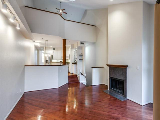 3235 Cole Avenue #605, Dallas, TX 75204 (MLS #13991548) :: The Heyl Group at Keller Williams