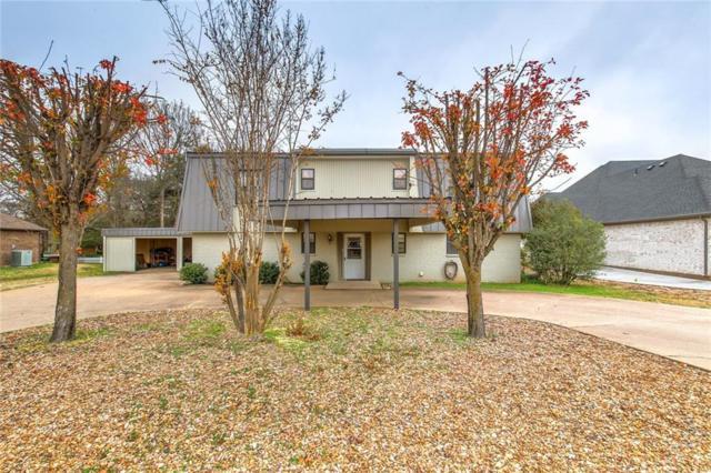 5611 Cuero Drive, Granbury, TX 76049 (MLS #13991961) :: Kimberly Davis & Associates