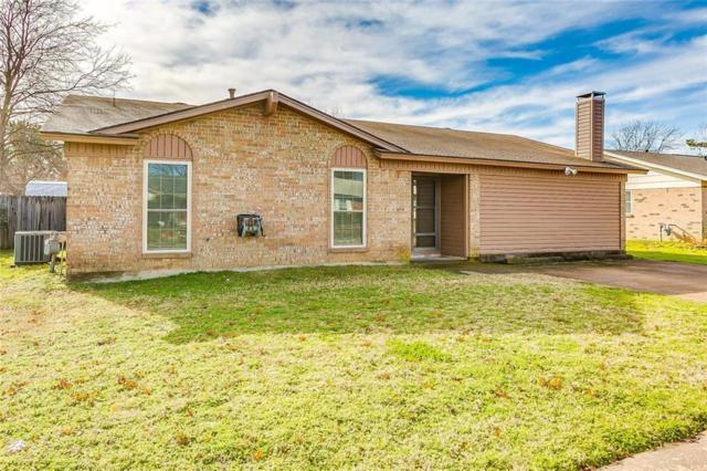 716 E Prairie View Road, Crowley, TX 76036 (MLS #13991965) :: The Mitchell Group