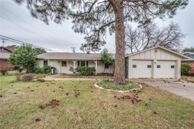 4704 South Drive, Fort Worth, TX 76109 (MLS #13992455) :: Kimberly Davis & Associates