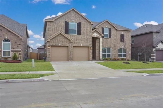 6412 Belhaven Drive, Fort Worth, TX 76123 (MLS #13992508) :: Real Estate By Design