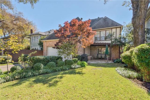 5831 Velasco Avenue, Dallas, TX 75206 (MLS #13992545) :: Robbins Real Estate Group