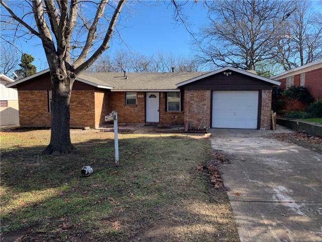 1801 Ellington Drive, Fort Worth, TX 76112 (MLS #13992847) :: RE/MAX Pinnacle Group REALTORS