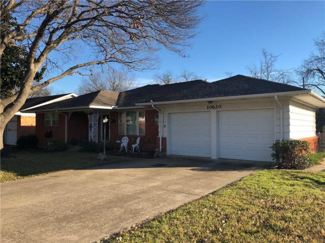 10620 Lorwood Drive, Dallas, TX 75238 (MLS #13992913) :: Kimberly Davis & Associates