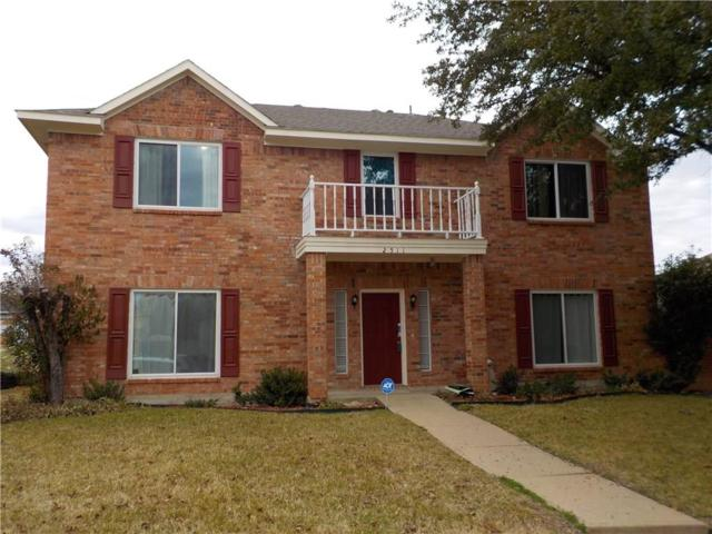 2511 Palisades Place, Mesquite, TX 75181 (MLS #13993784) :: RE/MAX Landmark