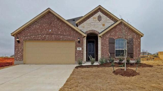 501 Windy Knoll Road, Fort Worth, TX 76028 (MLS #13994479) :: Kimberly Davis & Associates