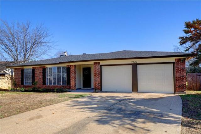 7337 Channel View Drive, Fort Worth, TX 76133 (MLS #13994496) :: Frankie Arthur Real Estate