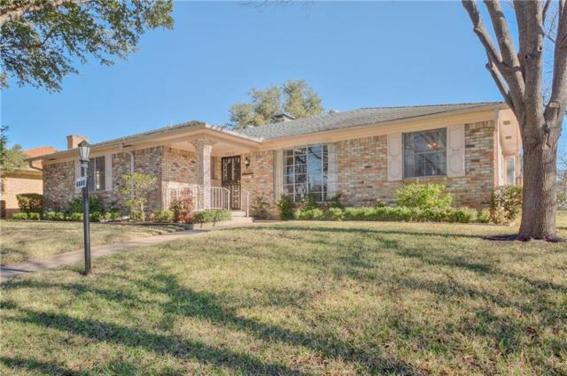 4808 Ashbrook Road, Dallas, TX 75227 (MLS #13994857) :: The Mitchell Group