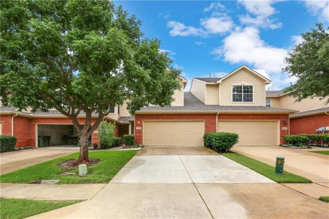 3112 Twist Trail, Plano, TX 75093 (MLS #13995036) :: The Hornburg Real Estate Group