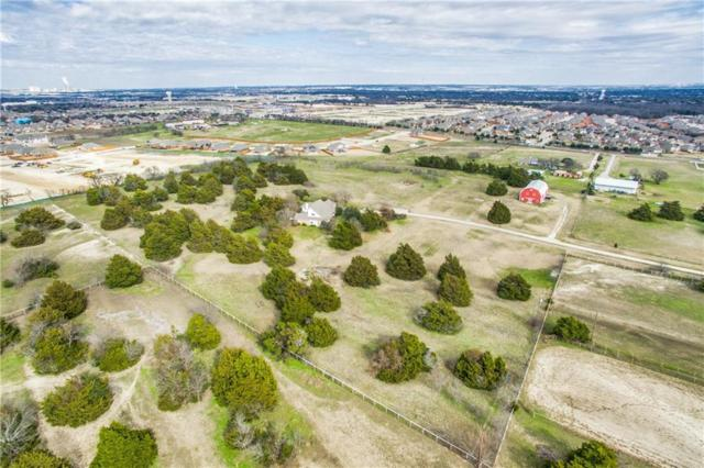 721 Belmont Drive, Midlothian, TX 76065 (MLS #13995069) :: The Hornburg Real Estate Group