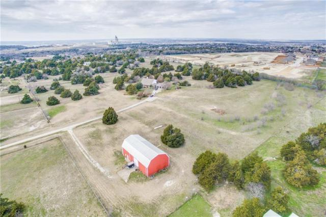 721 Belmont Drive, Midlothian, TX 76065 (MLS #13995214) :: The Hornburg Real Estate Group