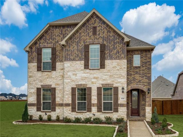 6134 Culverdale Lane, Frisco, TX 75034 (MLS #13995458) :: Frankie Arthur Real Estate
