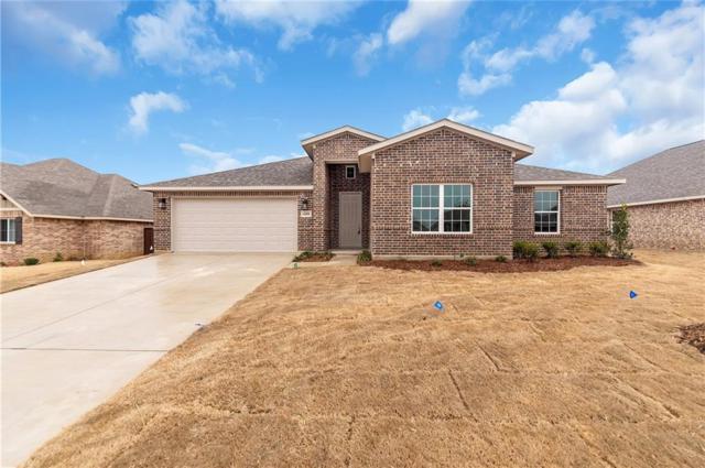 4008 Kensington Drive, Sanger, TX 76266 (MLS #13995528) :: The Good Home Team