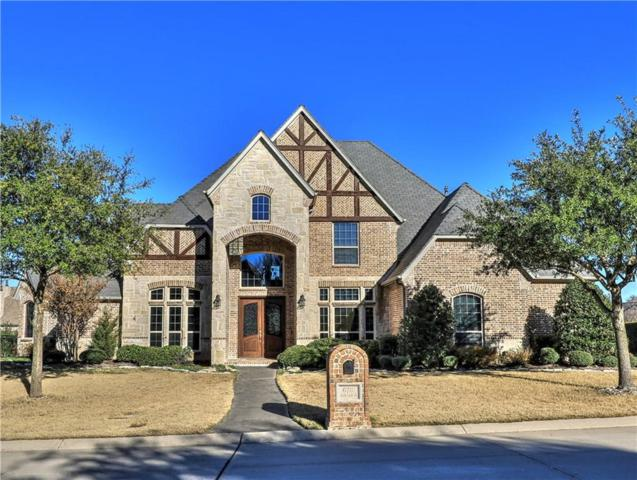 6716 Saucon Valley Drive, Fort Worth, TX 76132 (MLS #13995533) :: Real Estate By Design
