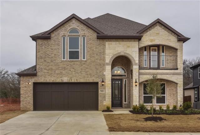 7601 Castle Pines Lane, Denton, TX 76208 (MLS #13995618) :: The Heyl Group at Keller Williams