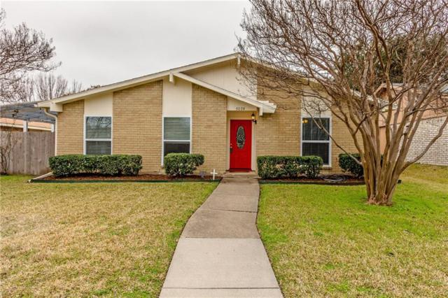 5028 Ashlock Drive, The Colony, TX 75056 (MLS #13995732) :: Kimberly Davis & Associates