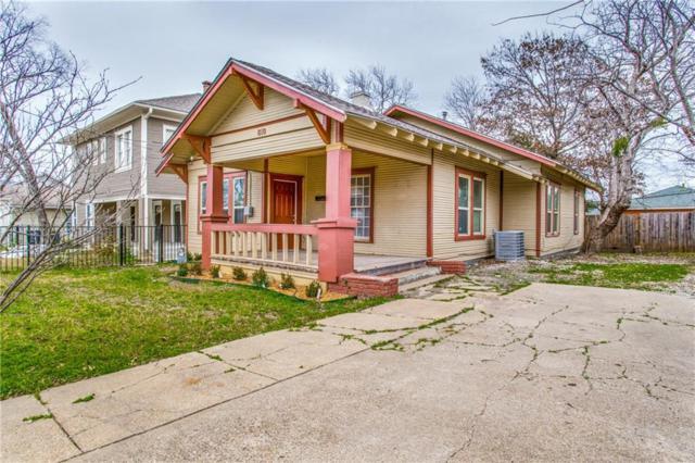 810 Elsbeth Street, Dallas, TX 75208 (MLS #13995901) :: The Heyl Group at Keller Williams