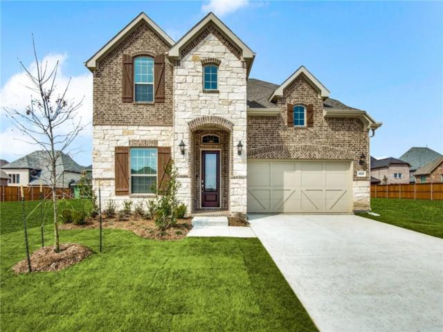 9525 Bramble Mead Lane, Frisco, TX 75035 (MLS #13996332) :: RE/MAX Town & Country
