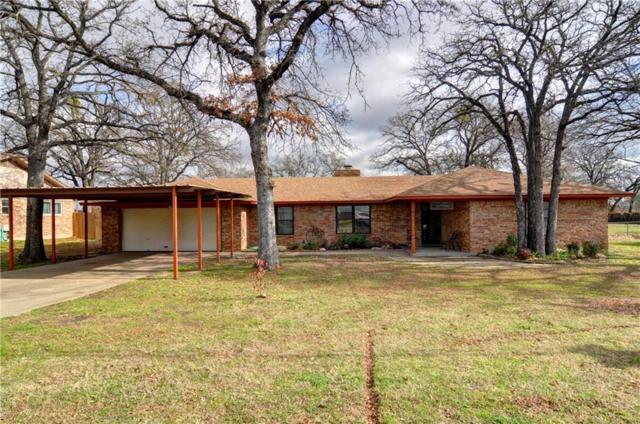 2613 Oaks Drive, Granbury, TX 76049 (MLS #13996377) :: The Heyl Group at Keller Williams