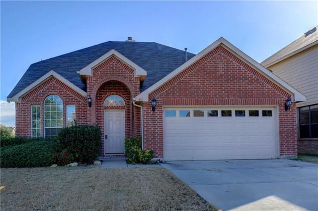 601 Saddleway Drive, Fort Worth, TX 76179 (MLS #13996730) :: Real Estate By Design