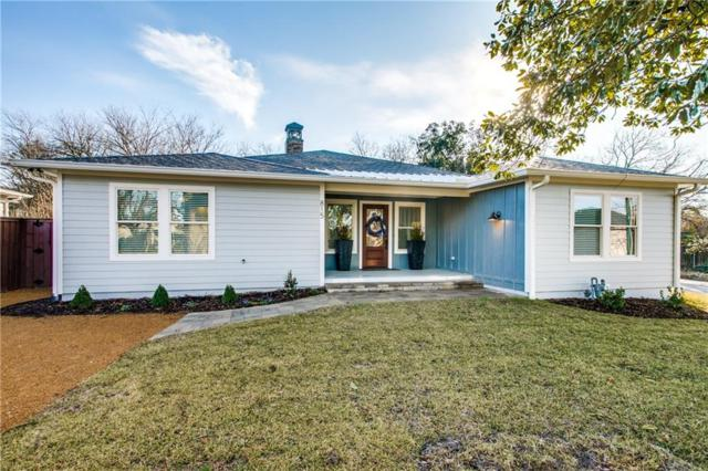 815 Cedar Street, Mckinney, TX 75069 (MLS #13996736) :: Kimberly Davis & Associates