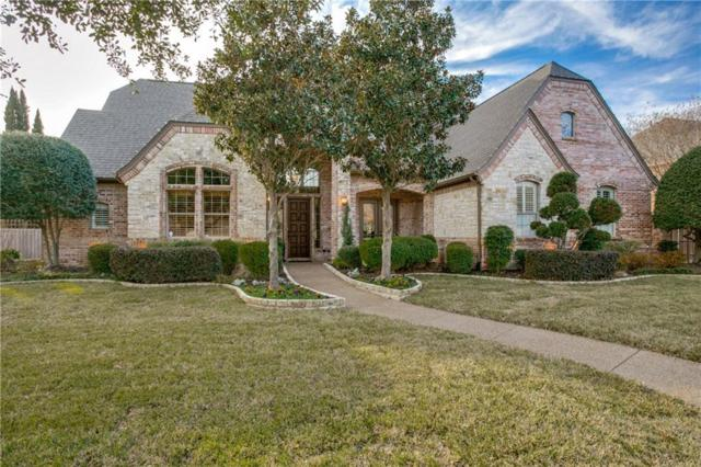 716 Manchester Court, Southlake, TX 76092 (MLS #13996935) :: The Mitchell Group