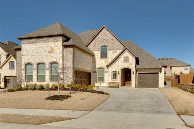 930 Amber Knoll Drive, Rockwall, TX 75087 (MLS #13997075) :: Kimberly Davis & Associates