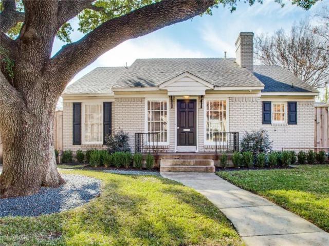 4619 Westside Drive, Highland Park, TX 75209 (MLS #13997706) :: Robbins Real Estate Group
