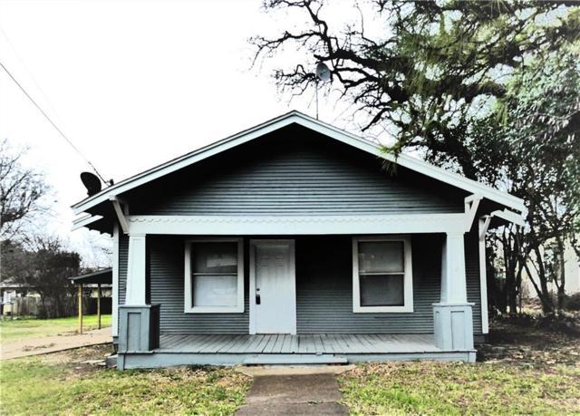 706 Avenue G, Brownwood, TX 76801 (MLS #13998245) :: The Real Estate Station
