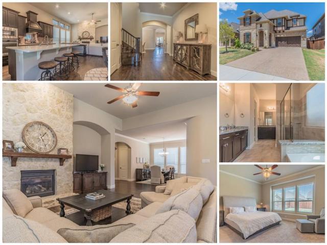 1813 Seminole Lane, Lantana, TX 76226 (MLS #13999067) :: The Real Estate Station