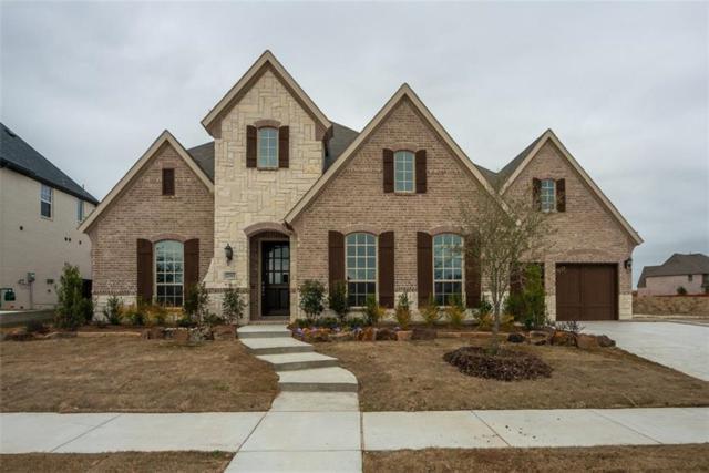 2161 Country Brook Lane, Prosper, TX 75078 (MLS #13999243) :: Real Estate By Design