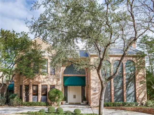 8018 Glen Albens Circle, Dallas, TX 75225 (MLS #13999548) :: Robbins Real Estate Group