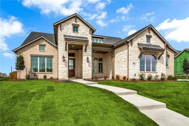 2118 Glenbrook Street, Haslet, TX 76052 (MLS #13999610) :: RE/MAX Town & Country