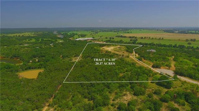 TBDA10 Capstone Ridge Drive, Santo, TX 76472 (MLS #13999662) :: RE/MAX Town & Country
