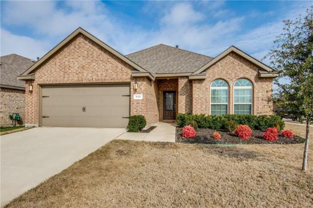 849 Lake Woodland Drive, Little Elm, TX 75068 (MLS #13999958) :: Robbins Real Estate Group