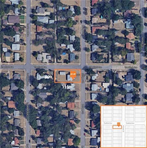 6733 Prosper Street, Dallas, TX 75209 (MLS #14000738) :: The Heyl Group at Keller Williams