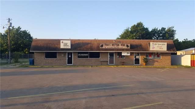 2425 W Main Street, Gun Barrel City, TX 75156 (MLS #14000800) :: The Chad Smith Team