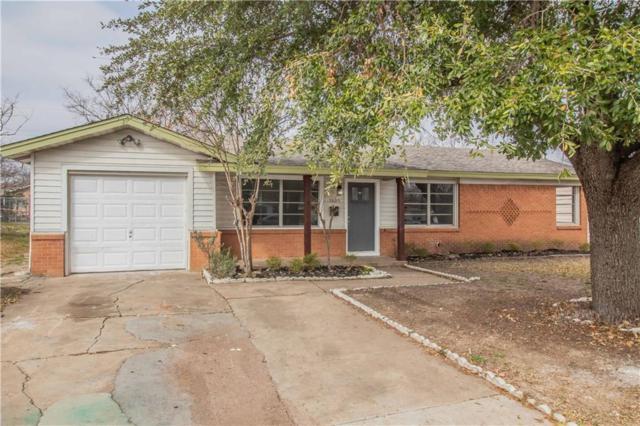 5305 Stanley Keller Road, Haltom City, TX 76117 (MLS #14000998) :: Real Estate By Design