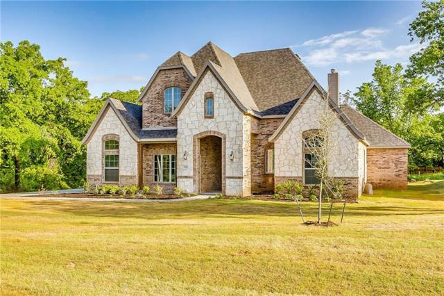 4101 Timber Vista Drive, Burleson, TX 76028 (MLS #14001103) :: The Mitchell Group