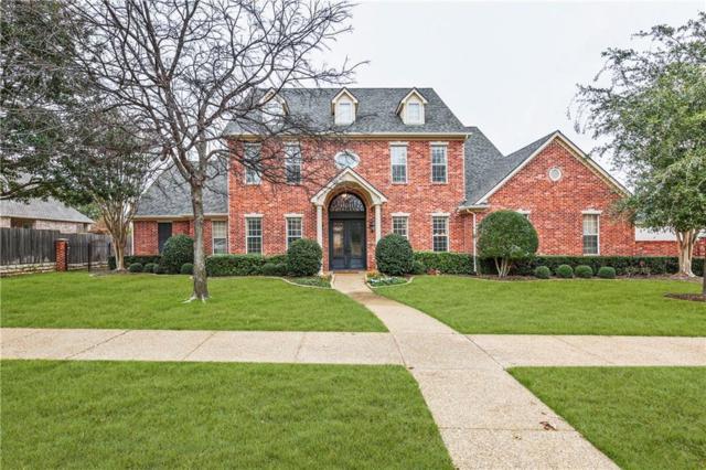 2806 Edgewood Lane, Colleyville, TX 76034 (MLS #14001270) :: Kimberly Davis & Associates