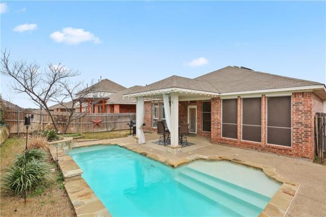 4020 Petersburg Drive, Fort Worth, TX 76244 (MLS #14001281) :: Century 21 Judge Fite Company