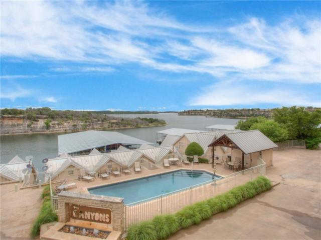 3002 Upcreek Alley #16, Possum Kingdom Lake, TX 76475 (MLS #14001430) :: Team Hodnett